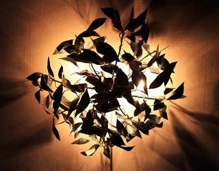 Art et lumière - Abat-jour